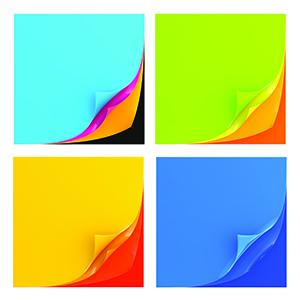CMYK colour example