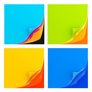 RGB colour example